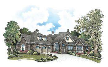 The Capistrano House Plan
