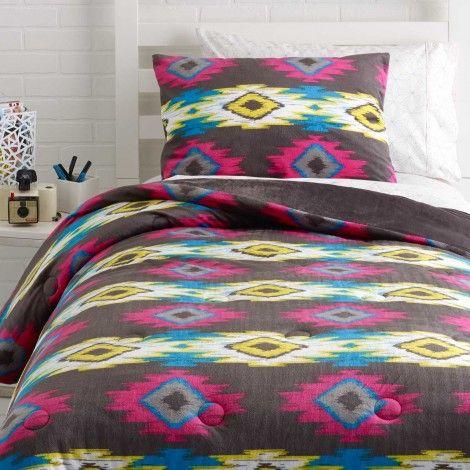 Wanderlust Aztec Comforter Set Bedding Dorm Apt For The Room