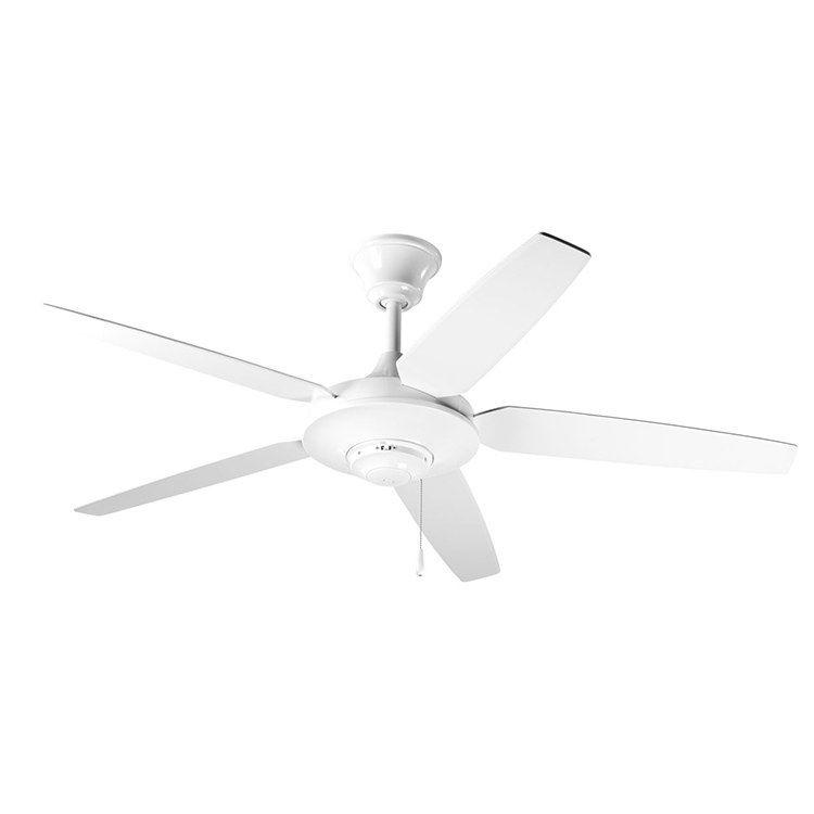 Progress P2530 30w Airpro 54 Energy Star Five Blade Ceiling Fan