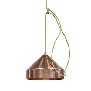 CASANOVA Møbler — Vij5 - Lloop lampe - Kobber