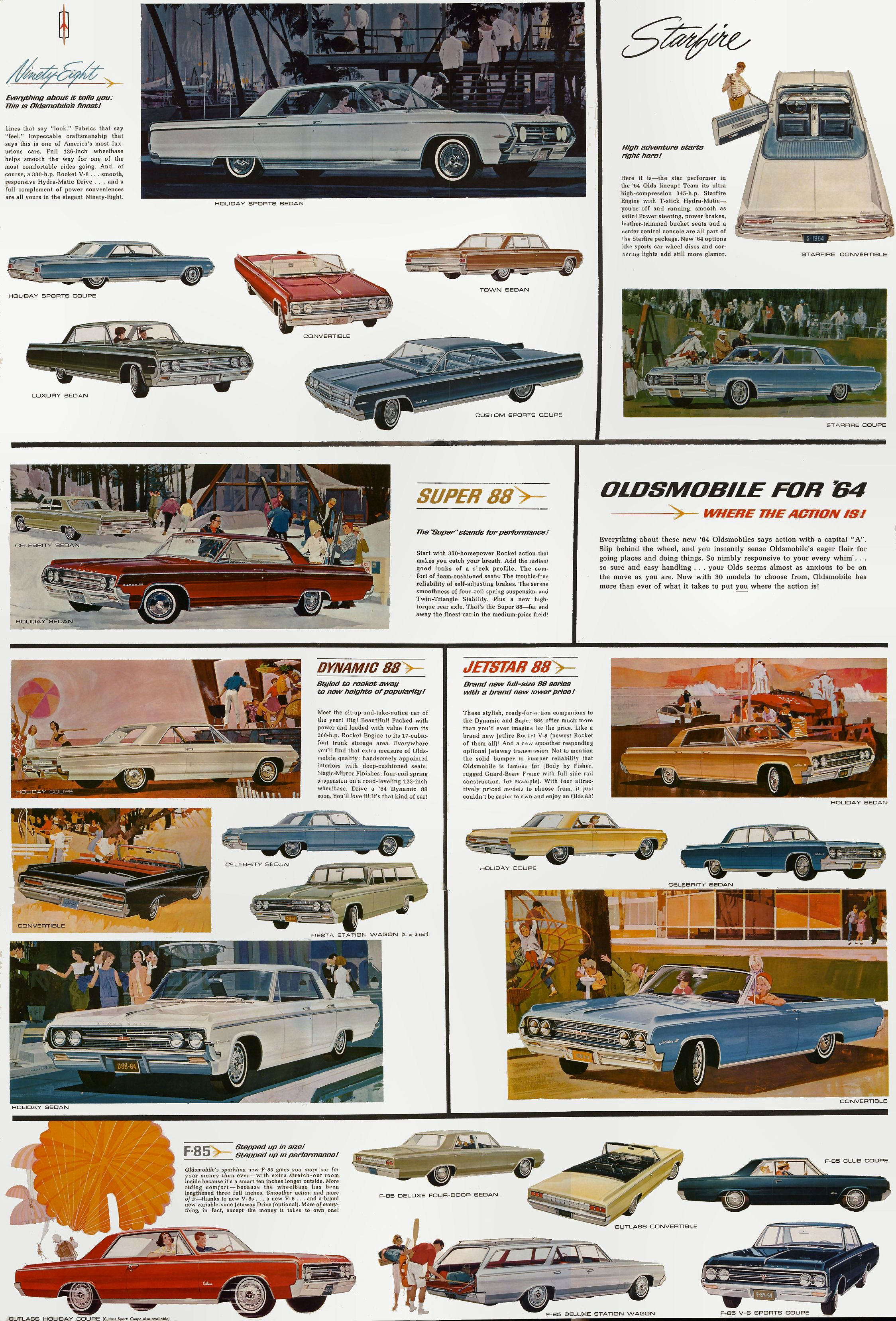 1964 Oldsmobiles