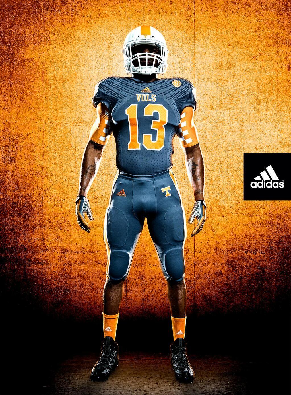 adidas (at ????) on Twitter | Tennessee football, Football uniforms ...