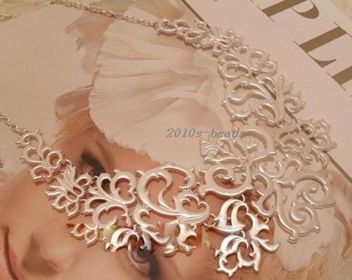 Stylish-Lacey-Filigree-Golden-Tone-Hollow-Out-Pendant-Bib-Necklace-3-choice