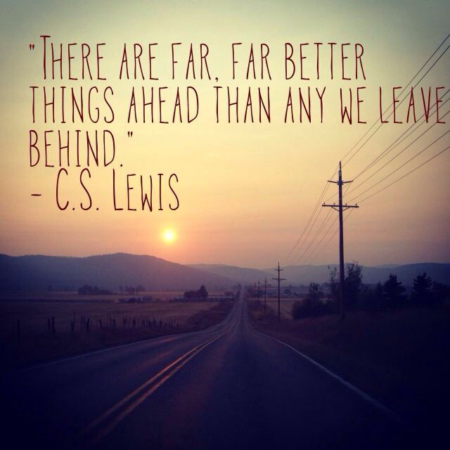Quote By C S Lewis Quotes Pinterest