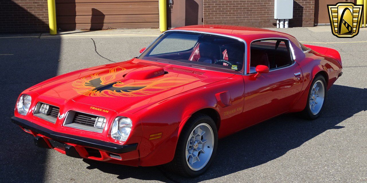 1975 Pontiac Trans Am offered for sale by Gateway Classic