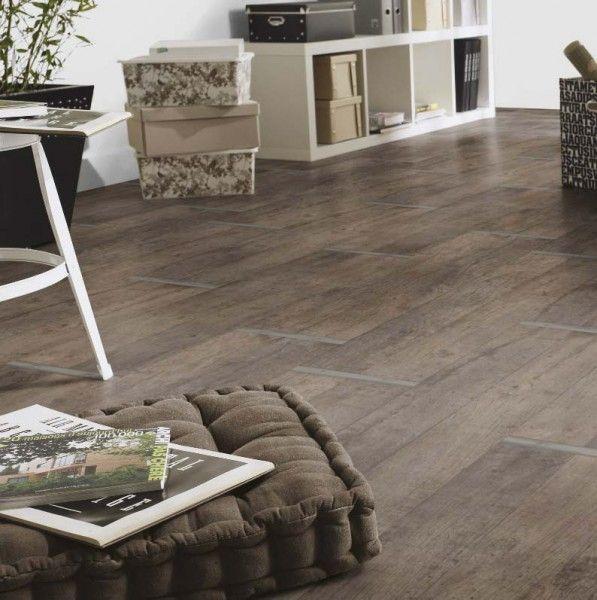 PVC Boden Tarkett Exclusive 260 Rustic Oak Red Brown 4m Bild 1 - bodenbelag küche pvc