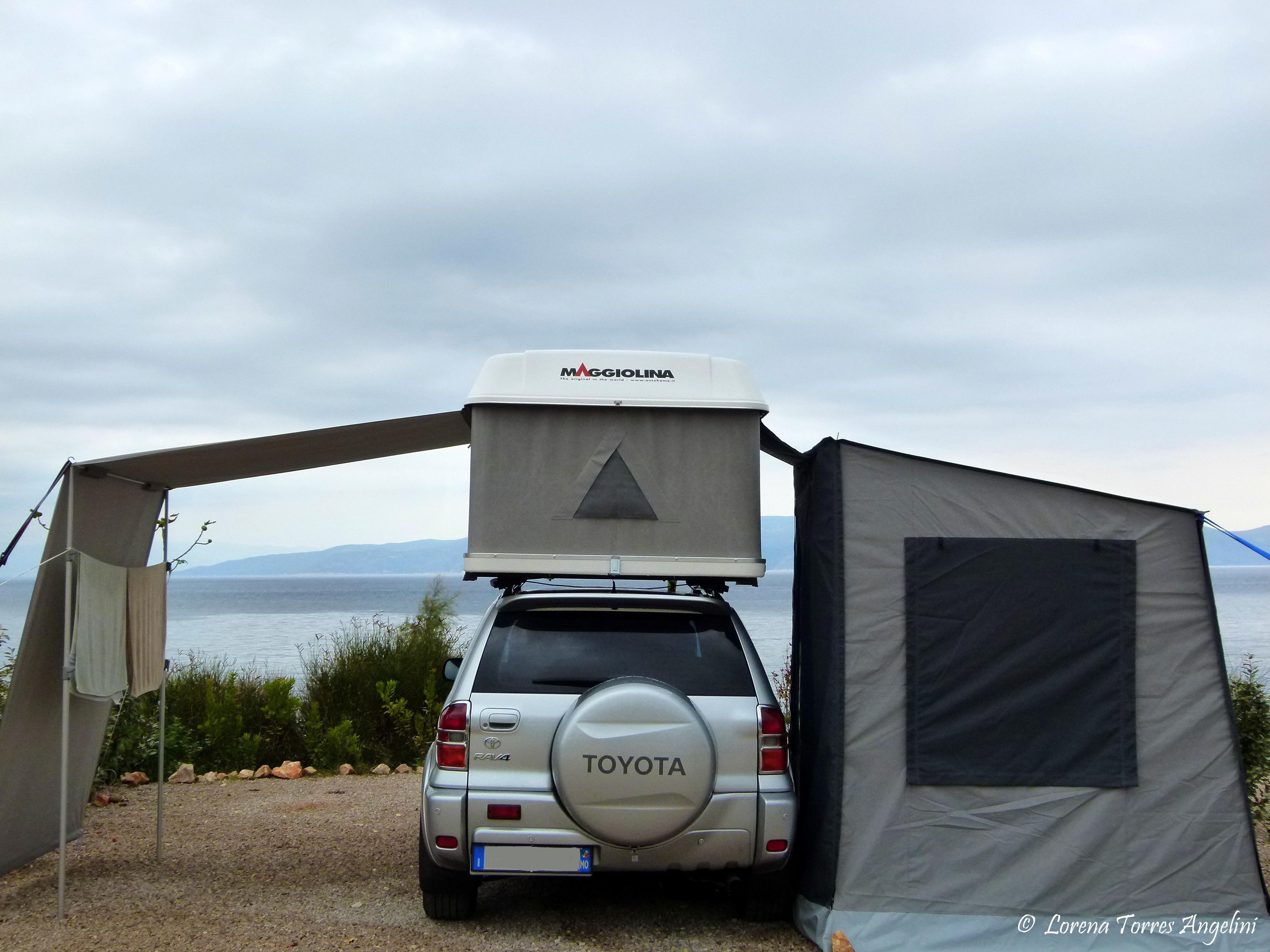 Autohome Maggiolina Italia Camping Suv Camper Truck