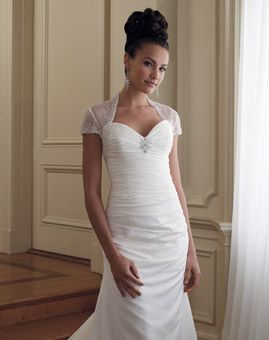 Beaded Gowns For Winter Weddings