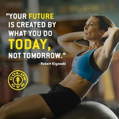 Strong Today Stronger Tomorrow Fitness Motivation Gym Workouts Workout