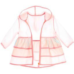 102a3d9db554 Billieblush - Baby Girls Transparent Raincoat