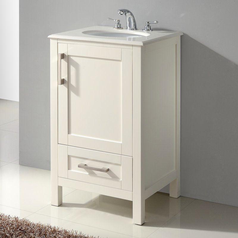 Ostby 21 Single Bathroom Vanity Set Bathroom Vanity Vanity Powder Room Vanity