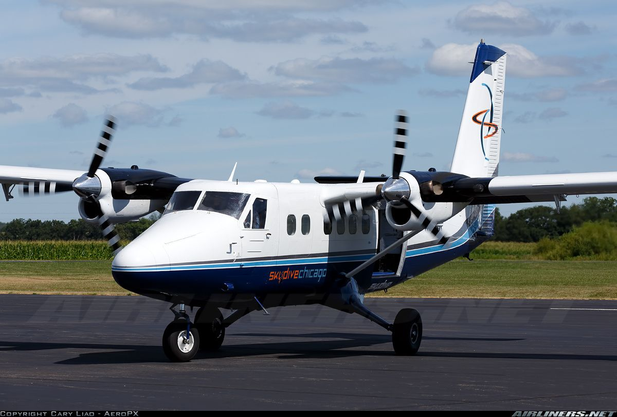 Twin Otter Skydive