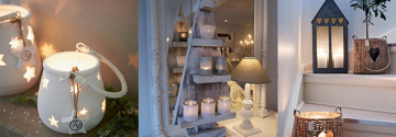 Liebst Du auch so sehr Kerzen an düsteren Tagen? Die 12 gemütlichsten Teelicht-Ideen!