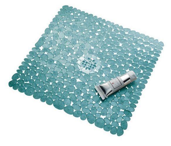 Bathtub Safety Mat Non Slip Floor Shower Stall Vinyl With Suction
