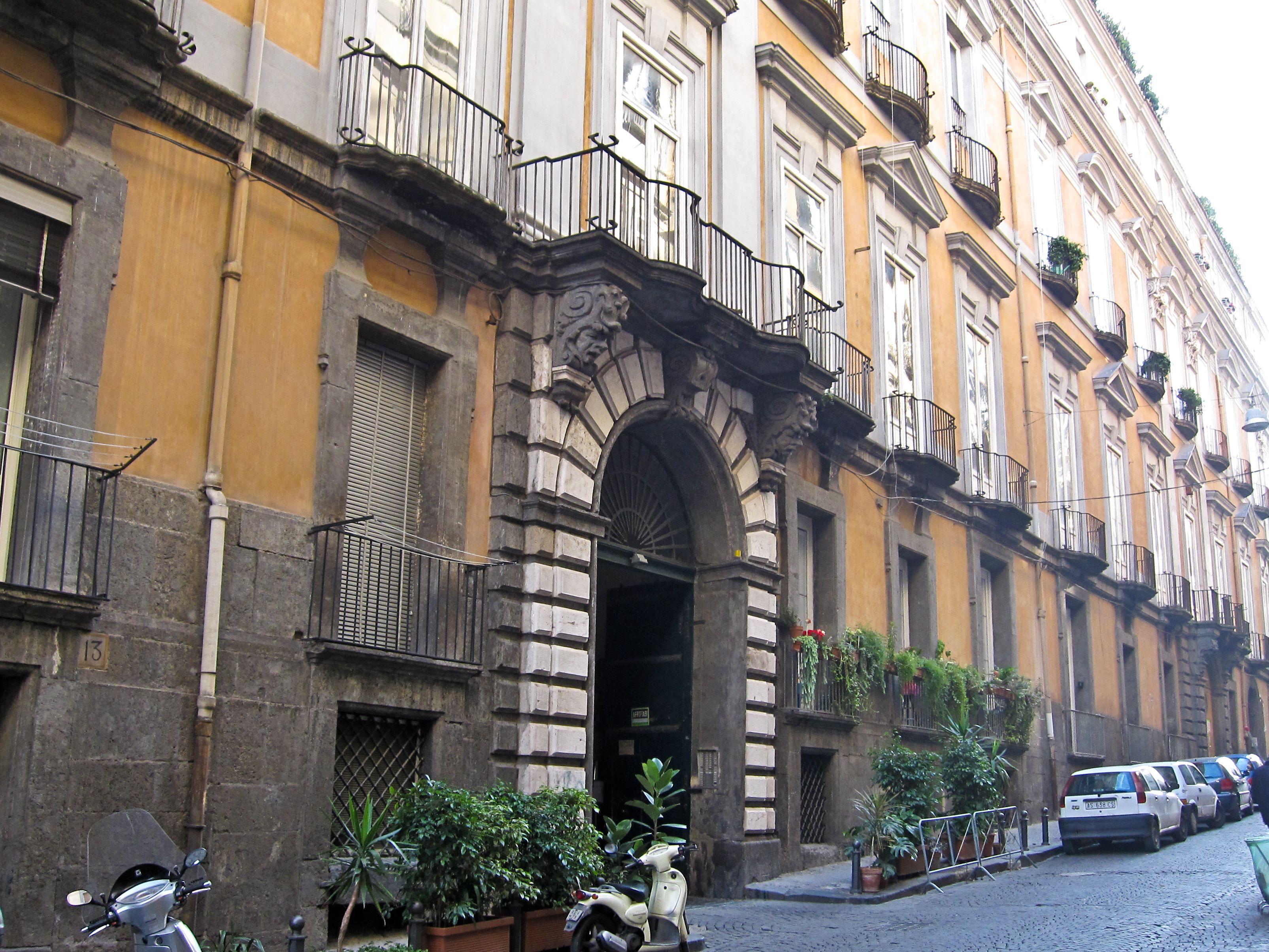 Hotel D Anna Napoli Numero