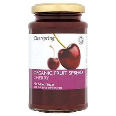 Clearspring Organic Cherry Fruit Spread, 290g