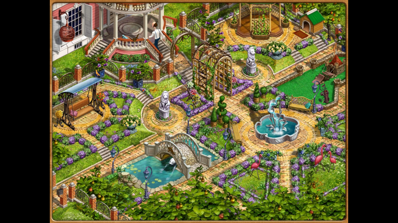 Gardenscapes ending in three different styles: Part 3 ...