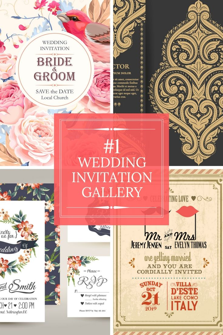 Best Wedding Invitation Options - Check-Out Our Wedding Invitation ...