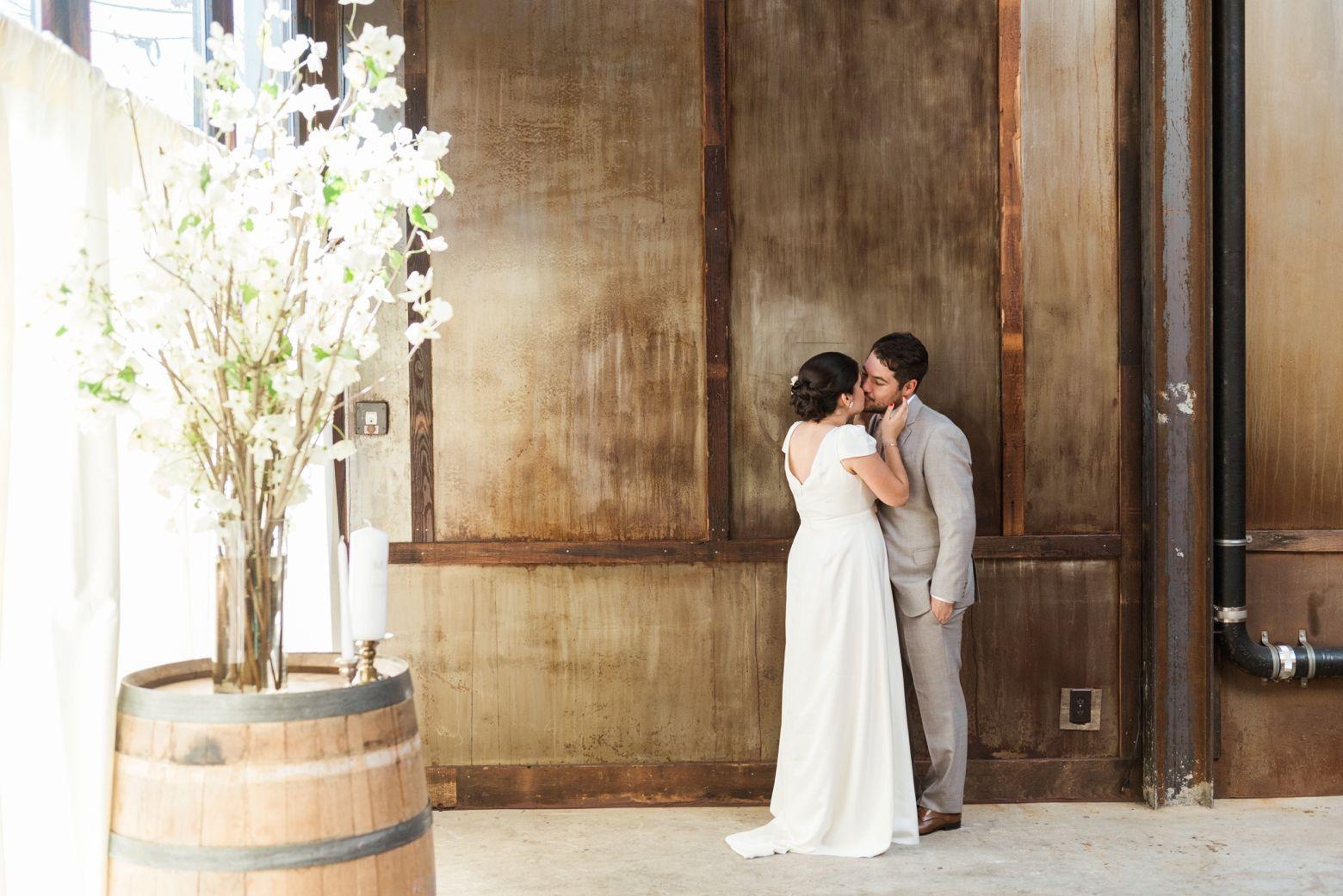 Brooklyn Winery Wedding Photos Lauren Fair Photography