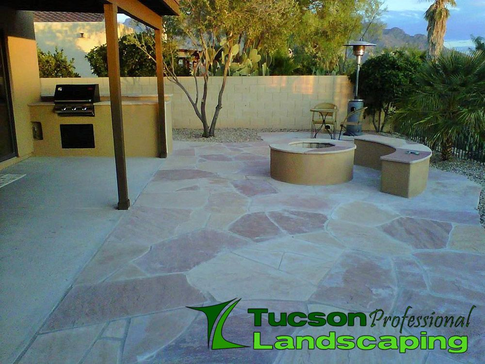 Fire Pit Professional Landscaping Custom Fire Pit Patio