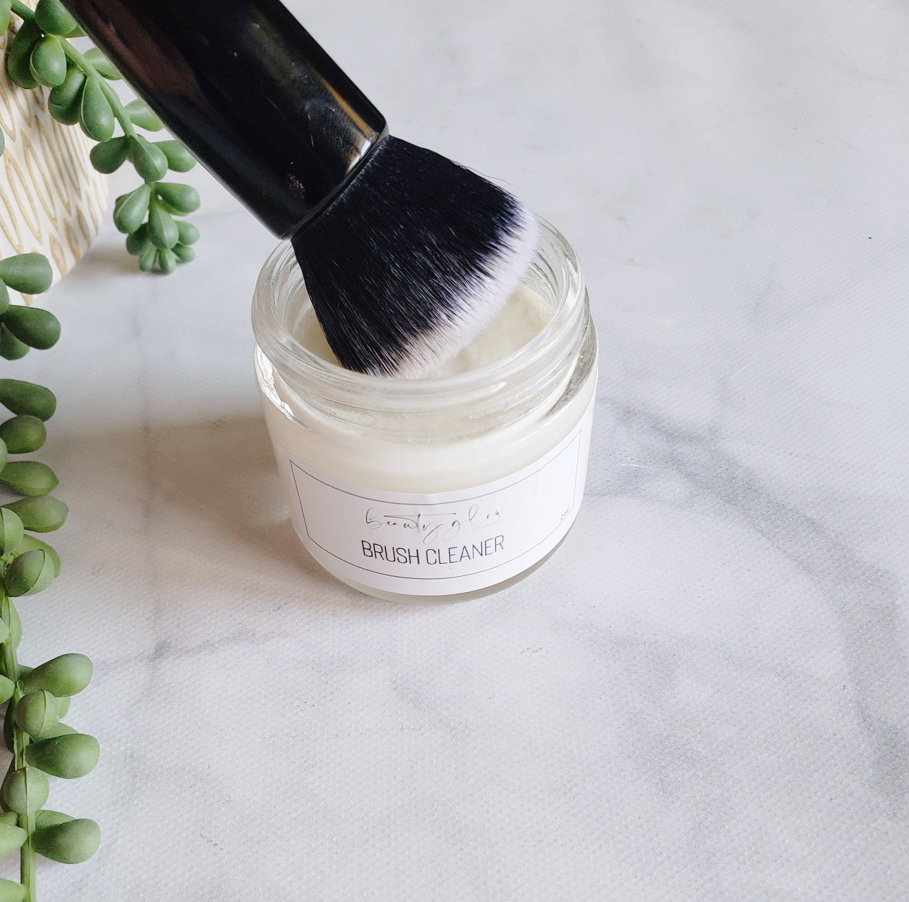 Solid Makeup Brush Cleaner Vegan Makeup Remover