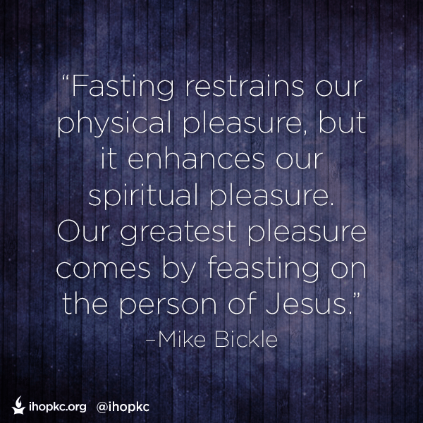Prayer And Fasting Quotes