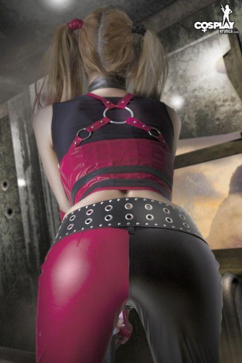 Harley Quinn Sexy Ass : harley, quinn, Chicas, Conocer, Internet
