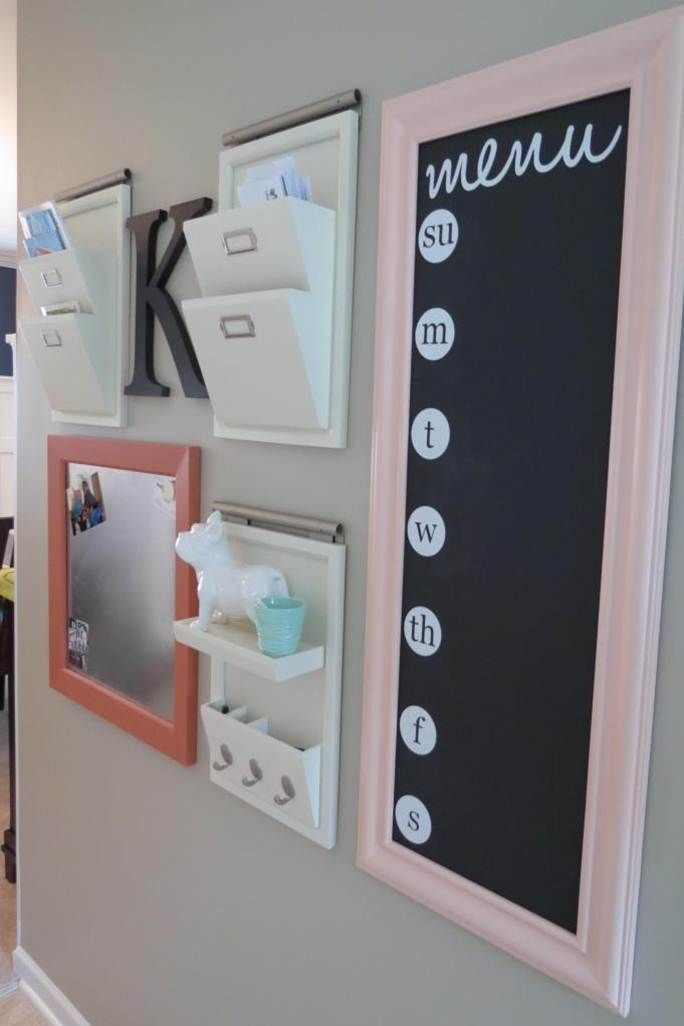 Nice 9 Must Haveu0027s For Your Kitchen Command Center | Organizations, Kitchens And  Organizing