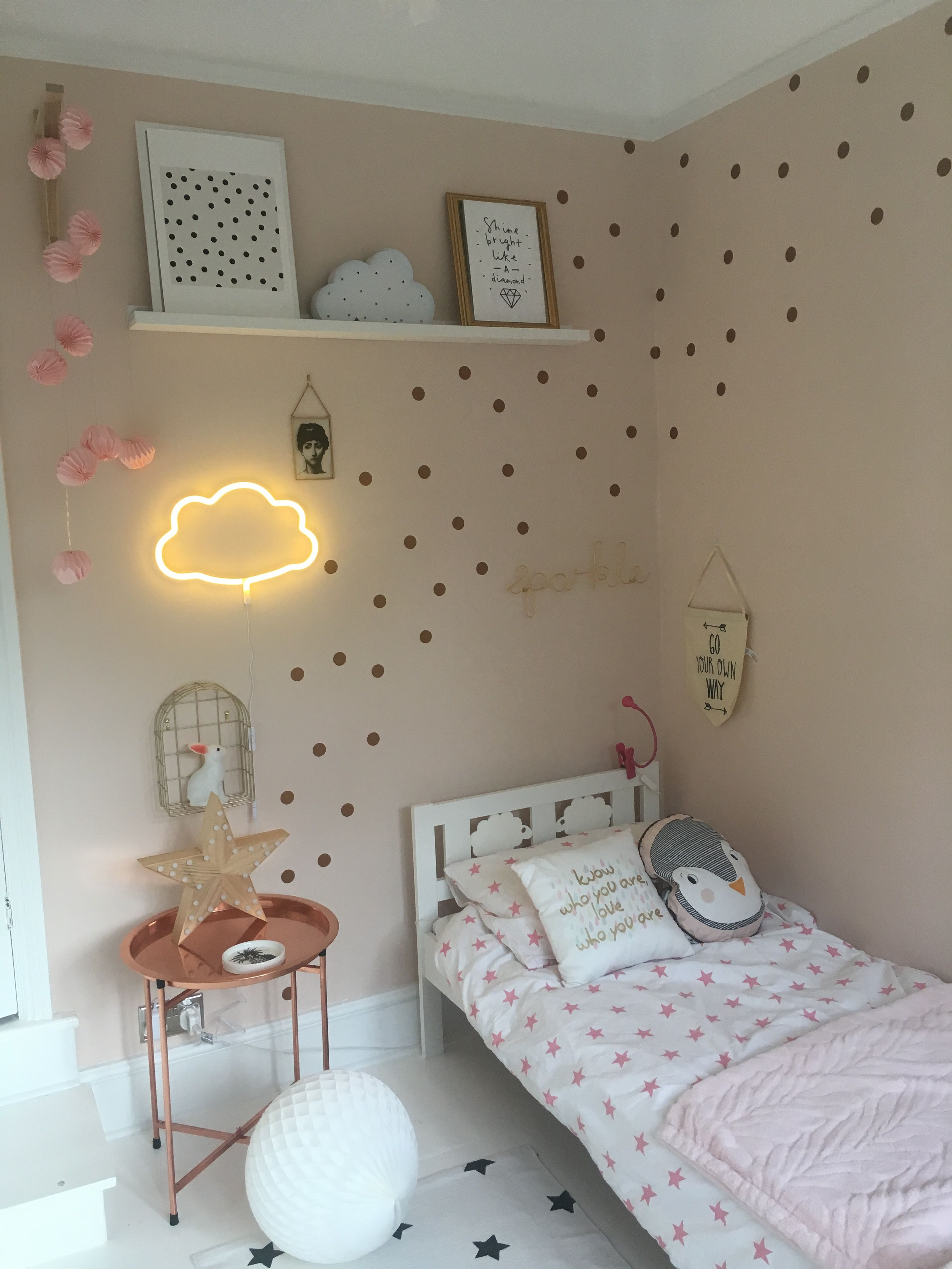 Blush Pink, Girls Bedroom, Kids Rooms, Light Rose, Bedroom Girls,