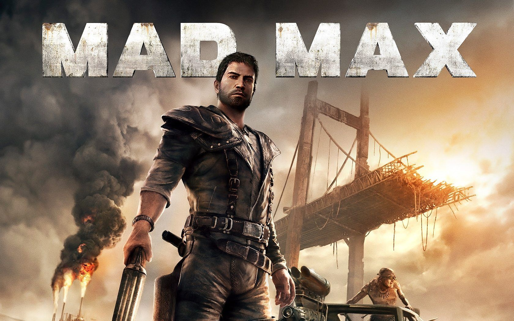 Mad Max is an actionadventure video game set in an open
