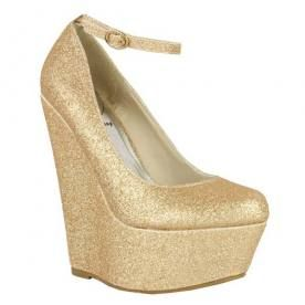 1000  images about Gold shoes! on Pinterest