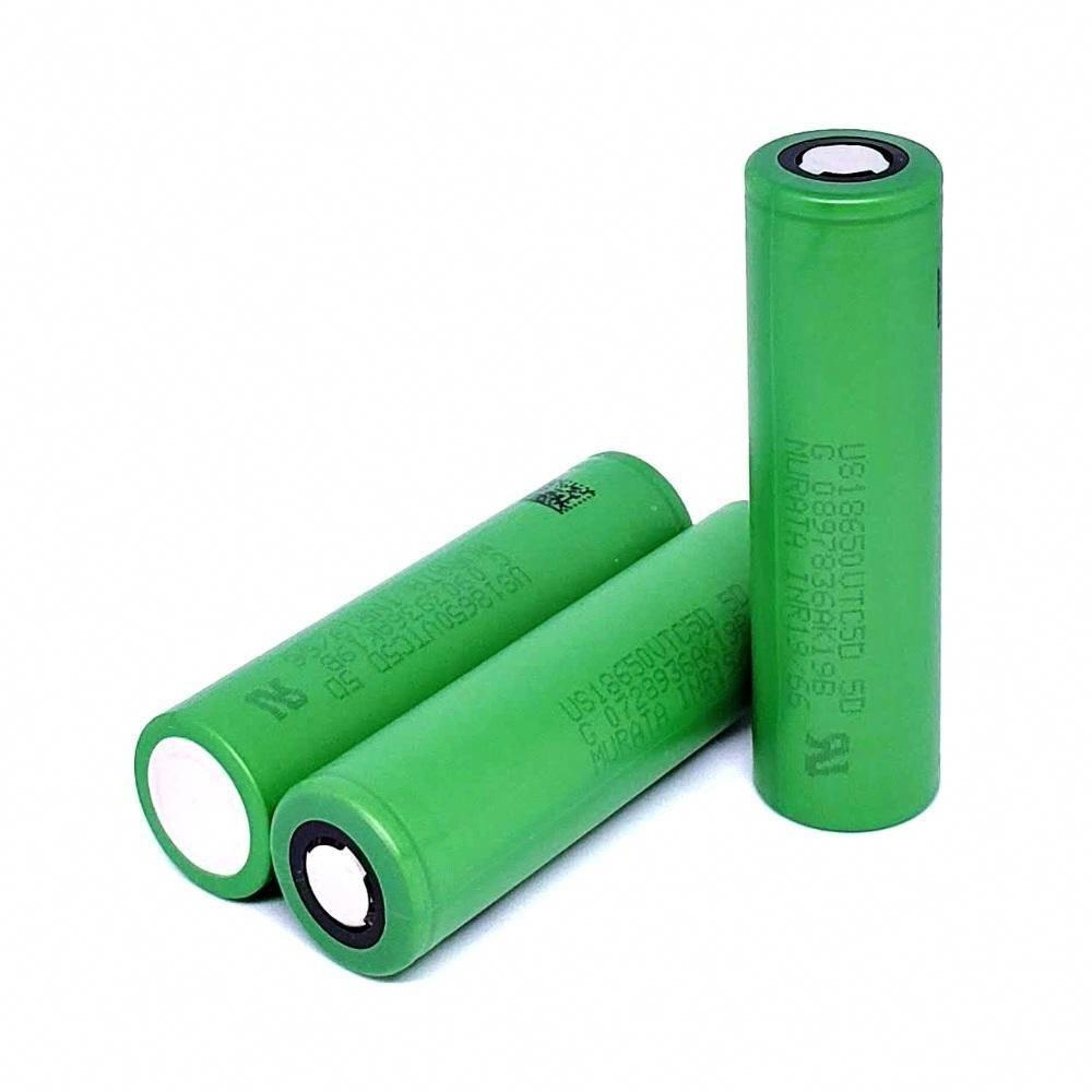 Sony Murata Vtc5d Nmc 18650 25a 2800mah High Drain Flat Top Rechargeable Battery Dead Car Battery Car Battery Rechargeable Batteries