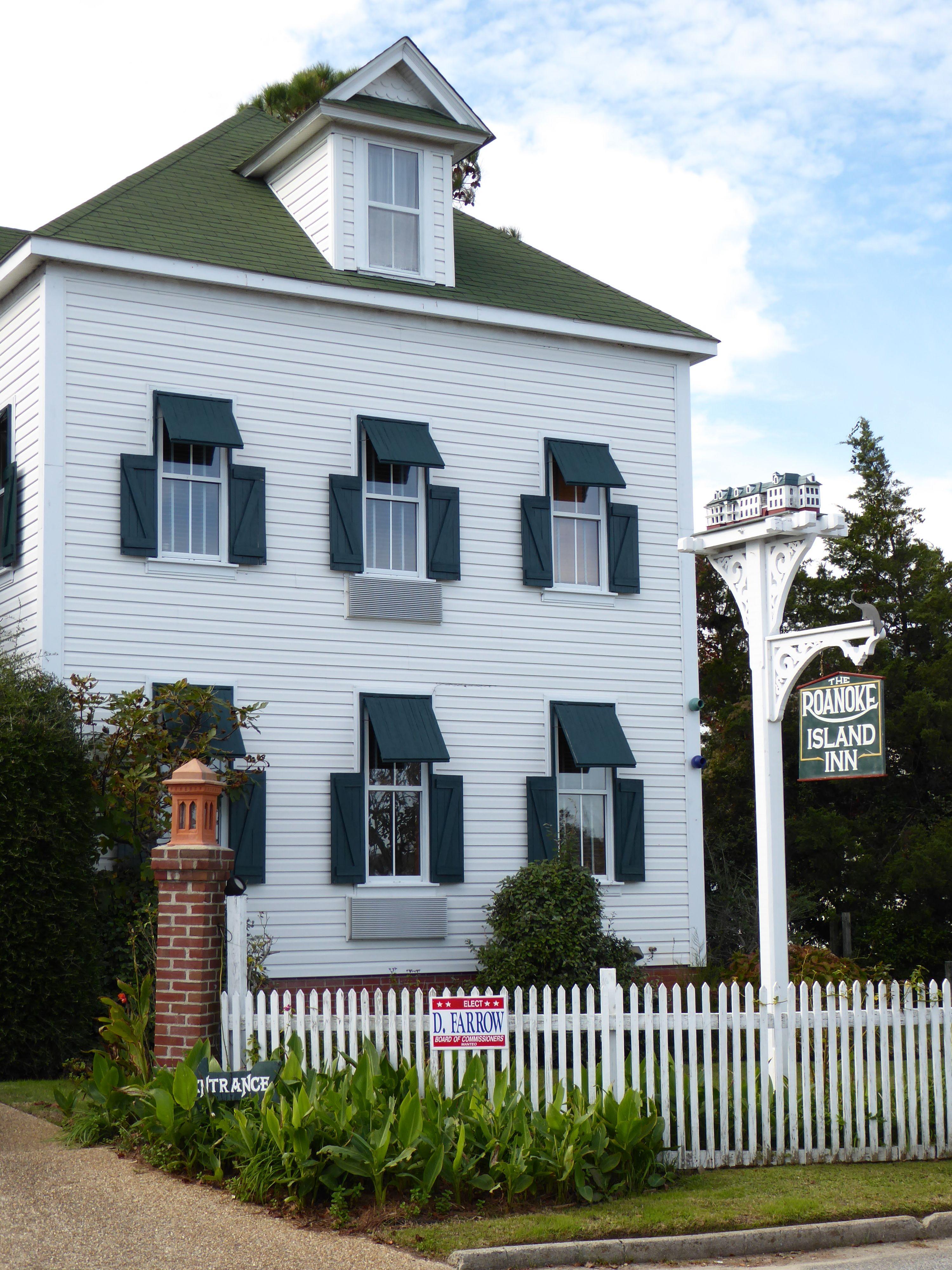 Roanoke Island Inn Manteo Nc Roanoke Island Island Inn Albemarle Sound
