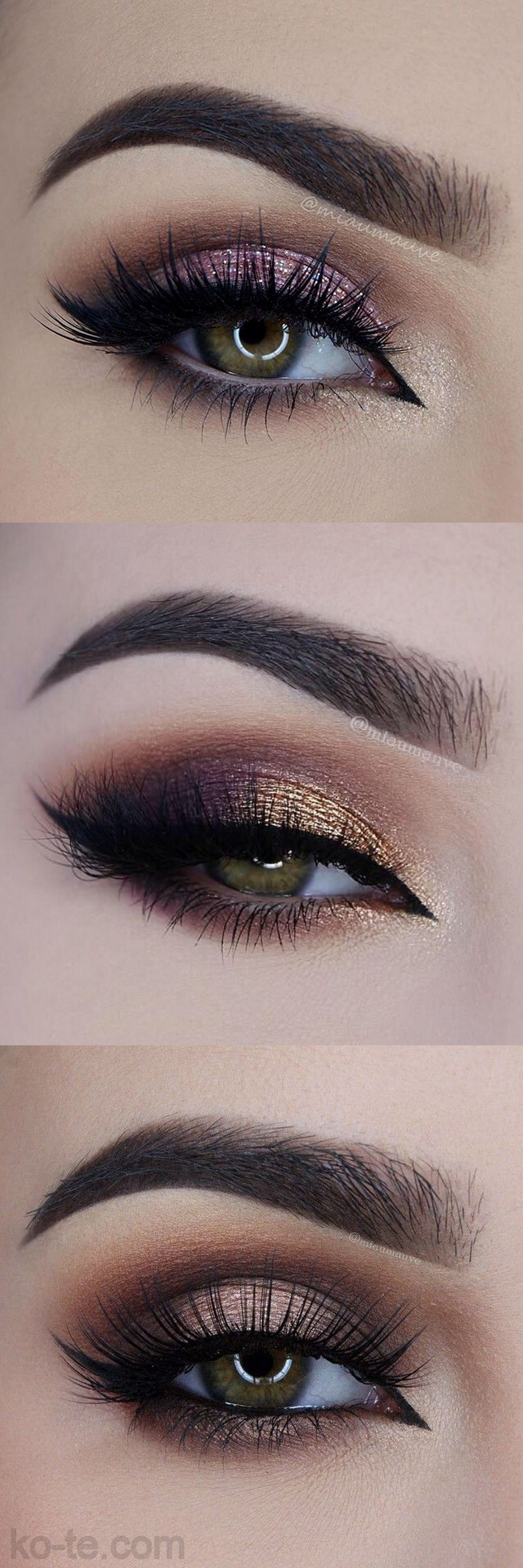 Eye makeup  | ko-te.com by @evatornado |