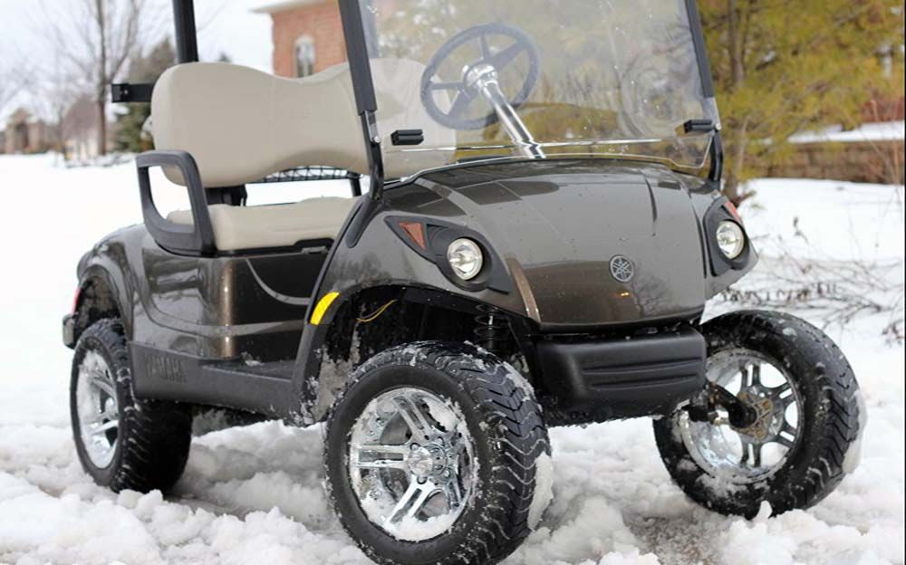 golf cart wheels and tires - Google Search