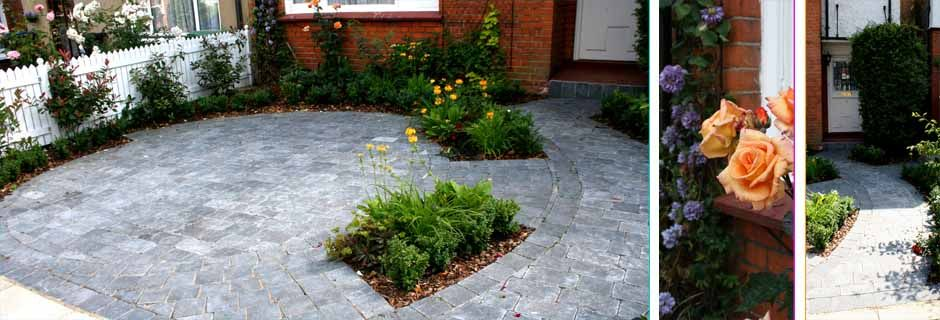 Small Front Garden Drive Small Front Gardens Garden Projects