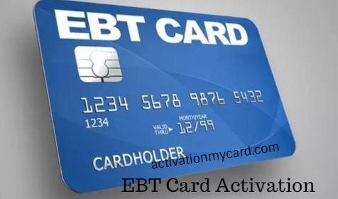 Activate EBT Card [Activate EBT Card Online] Ebt, Ebt