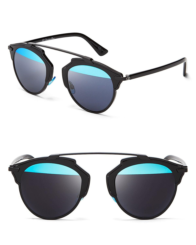 e2a72cde1599  530 Dior So Real Mirrored Sunglasses