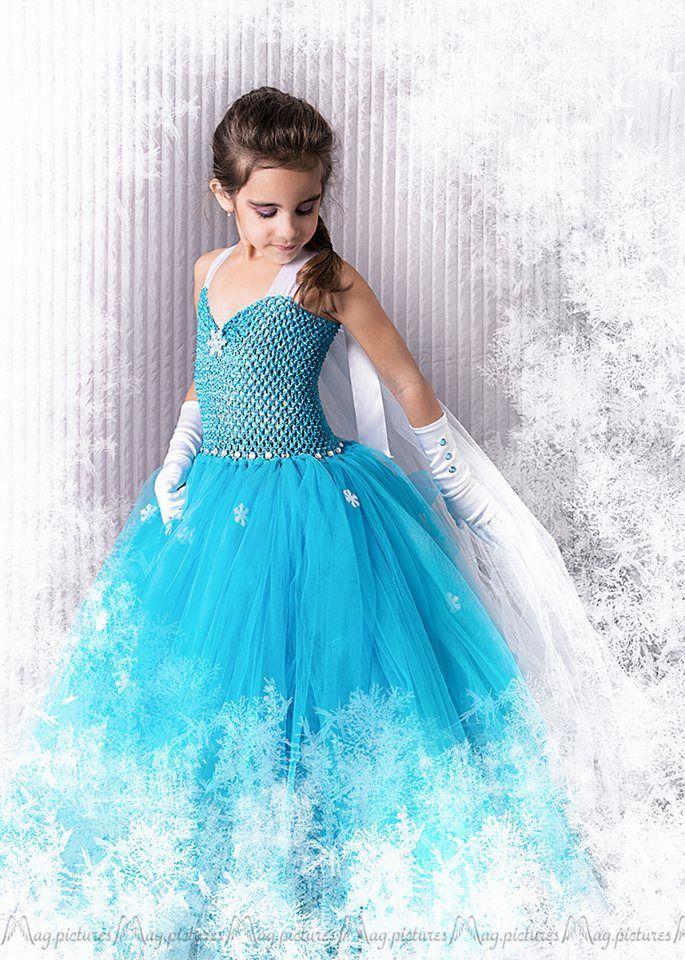 robe tutu robe de princesse 9 10 ans mode filles par il etait une fois une princesse kids. Black Bedroom Furniture Sets. Home Design Ideas
