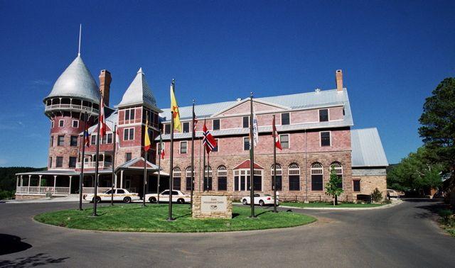 Montezuma Castle - my school!
