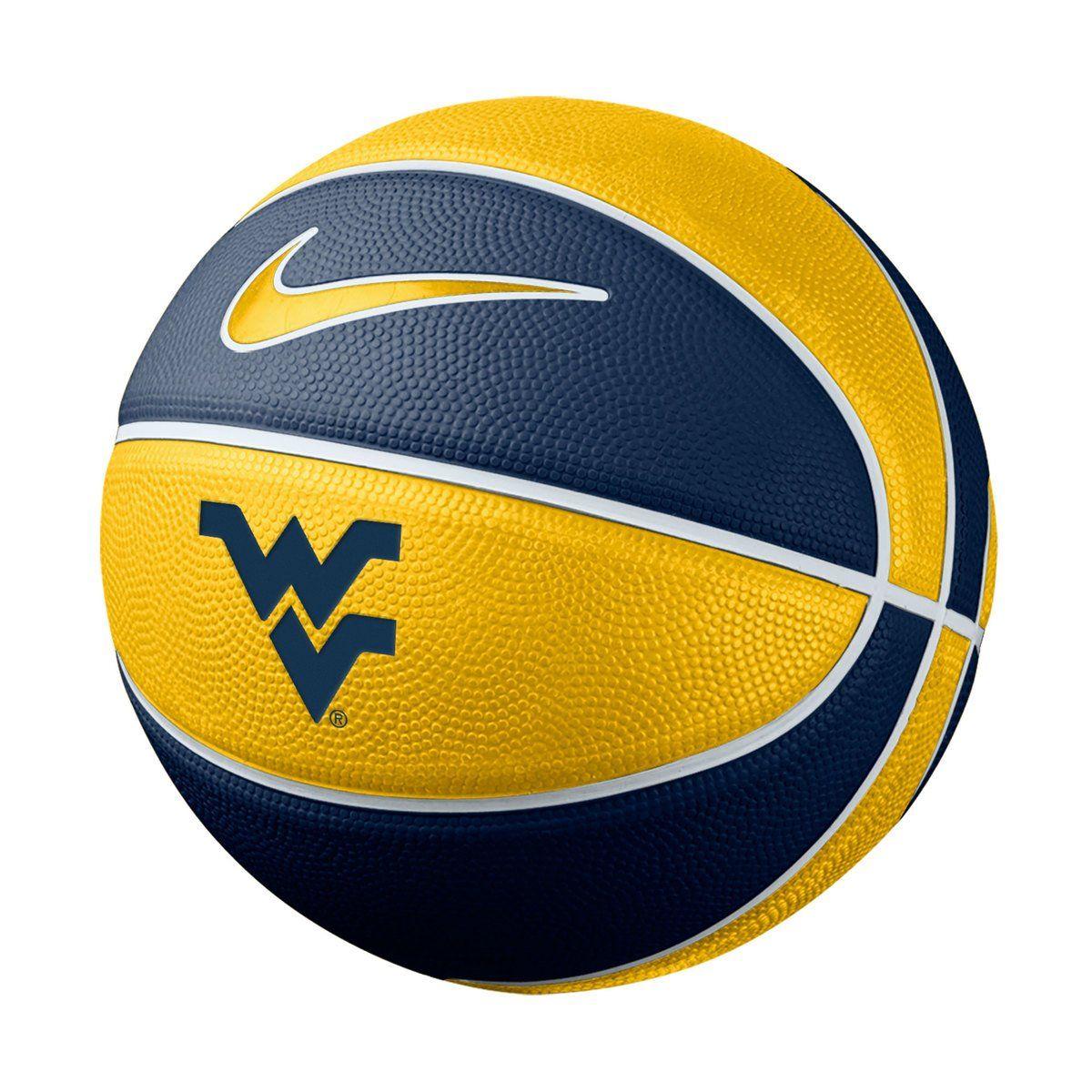 Nike WVU Training Rubber Basketball West virginia