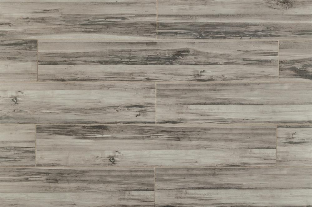 Porcelain Tile Eroded Wood Plank Collection Made In