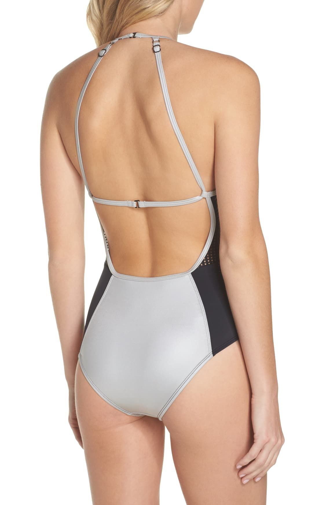 Zella One Piece Swimsuit Nordstrom One Piece Supportive Swimsuit Swimsuits