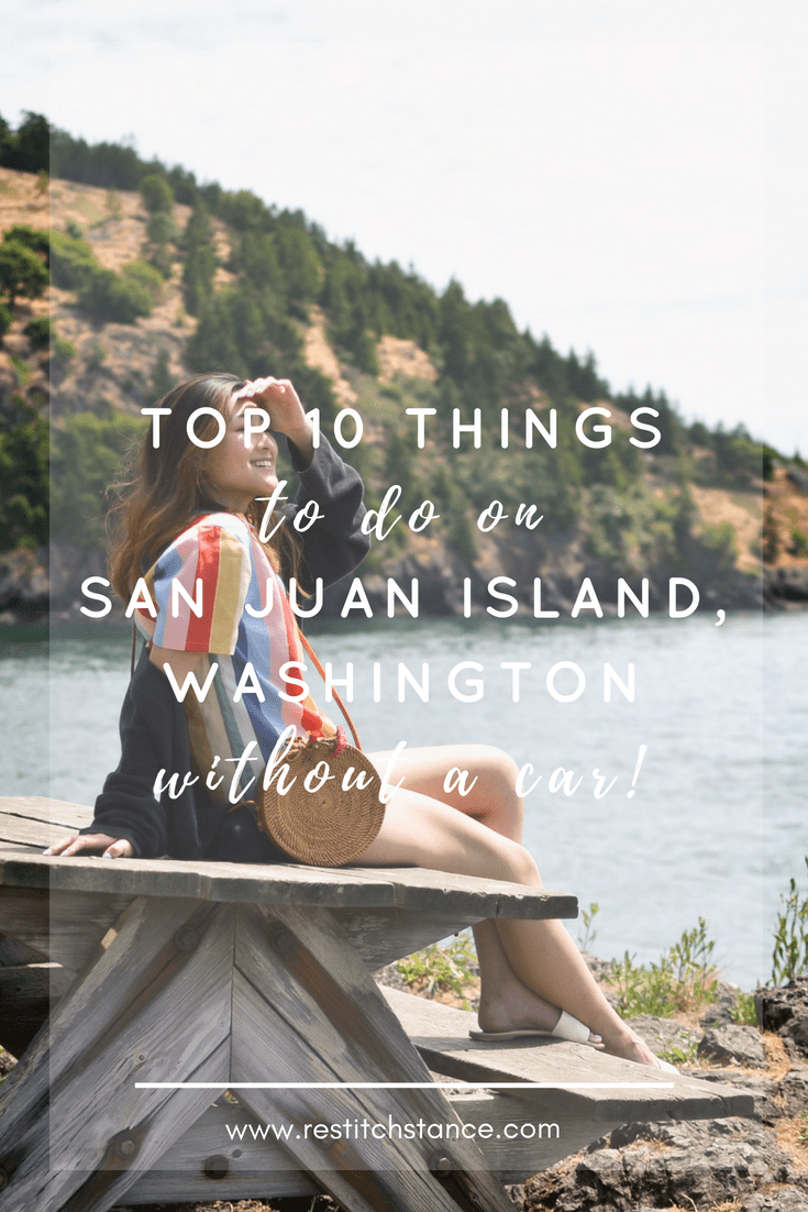 top 10 things to do on san juan island, washington - without a car