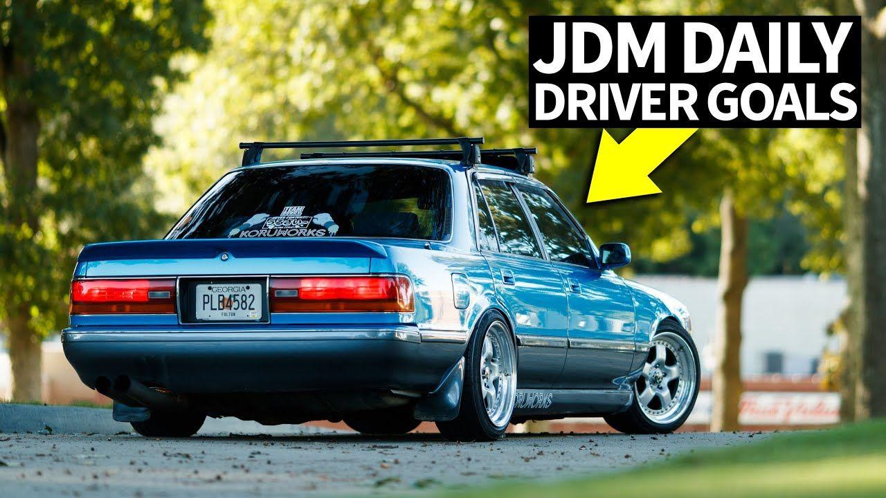 The Perfect Classic Jdm Daily Super Clean 90s Spec 1jz Powered Toyota Www Strictlyforeign Biz Toyota Cressida Toyota Jdm