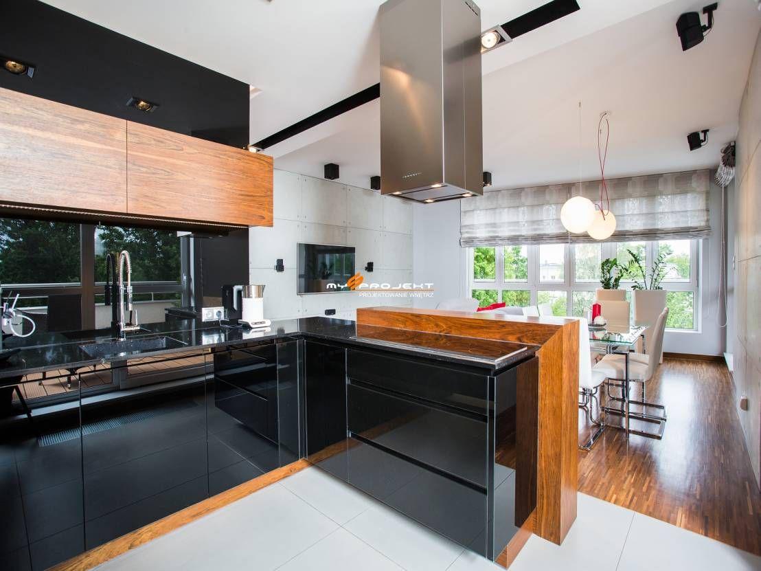 Meble Kuchenne Na Wysoki Polysk Najlepsze Aranzacje Homify Kitchen Room Kitchen Furniture