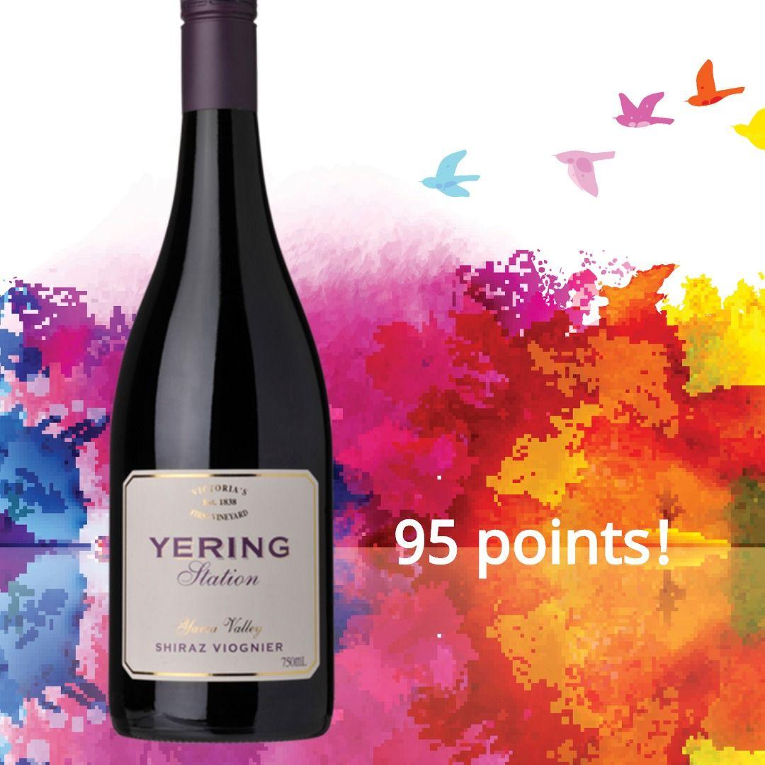 Yering Station Shiraz Viognier 2016 In 2020 Viognier Red Wine Pairing Wine Enthusiast