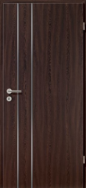 porte int rieure contemporaine lineo type 3502 portes. Black Bedroom Furniture Sets. Home Design Ideas