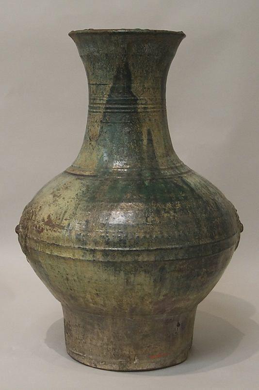Vase    Period:      Han dynasty (206 B.C.–A.D. 220)