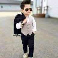Whatsapp Dp Of Boy Cute Sunglass In Suet Cute Boot Kids Outfits